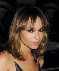 medium length hairstyles for heart shaped face shoulder length hairstyles for heart shaped face medium hairstyles