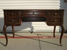 Queen Anne Secretary Desk by Vanities Desks Deja Vu Decors