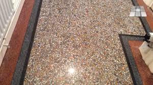 terrazzo polishing nottingham professional terrazzo floor
