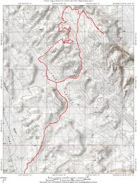 Map Of Moab Utah by Klondike Bluffs Trail In Moab Utah