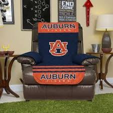 ncaa tennessee volunteers quilted recliner chair cover recliner