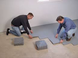 Cheap Basement Flooring Ideas Basement Flooring Options Concrete Basement Flooring