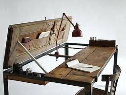 How To Build Drafting Table Drafting Table With Storage Build Drafting Table Large Drafting