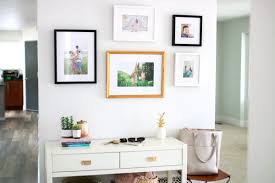 stylish entryway decor ideas home reveal sandy a la mode