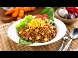 cara membuat nasi goreng untuk satu porsi resep nasi goreng praktis terbaru 2015 seri resep masakan enak