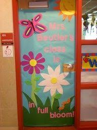 Easter And Spring Door Decorations by Spring Door Decorations Classroom Bing Images Preschool