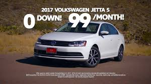 volkswagen jetta 2017 hoy volkswagen 2017 jetta march 99 month lease special hd youtube