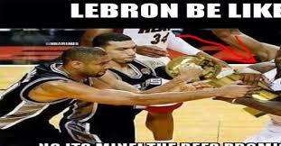 Lebron Headband Meme - best memes of the 2014 nba finals good day guff