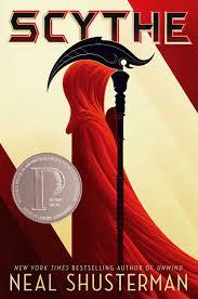 scythe arc of a scythe book 1 by neal shusterman 448 pp rl teen