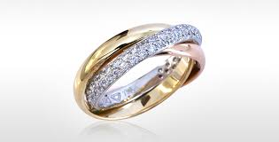 russian wedding rings pave set diamond russian wedding ring gold river jewellers