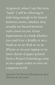 quote distraction 20 best the pleasures of reading in an age of distraction images