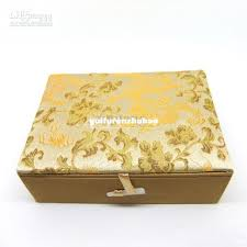 large decorative gift boxes lids high quality silk printing