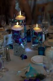 Blue Wedding Centerpieces by Royal Blue Wedding Centerpieces Related For Blue And Silver
