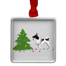 rat terrier ornaments keepsake ornaments zazzle