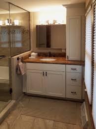 white shaker bathroom cabinets bathroom creative white shaker bathroom cabinets home design very