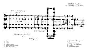 Cathedral Floor Plan The Project Gutenberg Ebook Of Bell U0027s Cathedrals The Cathedral