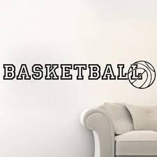 Gym Wall Murals Online Buy Wholesale Basketball Wall Murals From China Basketball