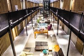 hã llen design hotel de hallen amsterdam flavours
