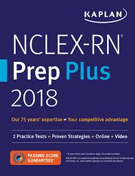nclex rn review books nclex rn study books kaplan test prep