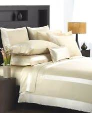 Silk Duvet Set Hotel Collection 100 Silk Duvet Covers U0026 Bedding Sets Ebay
