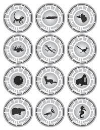 creature power discs eric u0027s activity pages