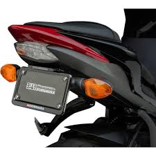 gsx s1000 tail light yoshimura rear fender eliminator kit for gsx s1000 16 17