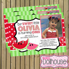 watermelon party printable collection mimi u0027s dollhouse