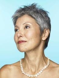 pixie grey hair styles short gray hair 10 looks we love on older women