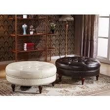 Cheap Ottoman Bench White Ottomans U0026 Storage Ottomans Shop The Best Deals For Nov