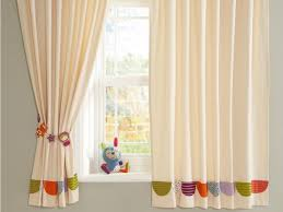 lighting chic interior baby curtains for nursery decoration