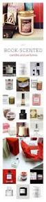 30 book scented perfumes and candles
