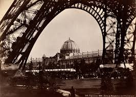 Who Designed The Eiffel Tower Exposition Universelle De 1889