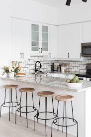 black white kitchen tour condo pinterest kitchens condo