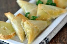 cuisiner le surimi recette samossa au surimi