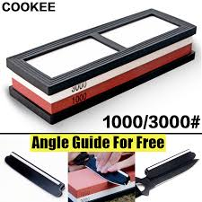 1000 3000 professional kitchen whetstone sharpening stones for a