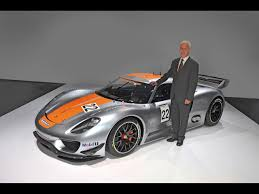 Porsche 918 Liquid Metal - 2011 porsche 918 rsr concept swipelife