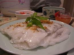 recette de cuisine vietnamienne recette bánh cuốn heo tôm banh cuon heo tom raviolis vietnamiens