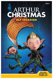 win an arthur christmas story book