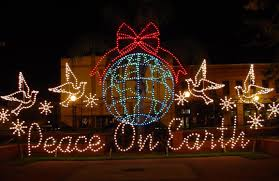 Outside Lighted Christmas Decorations - christmas outdoor lighted christmas decoration trends