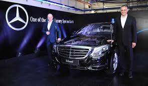 mercedes benz ceo from l r markus rubenbauer head sales u0026 marketing mercedes benz