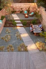 Home Backyard Designs Killer Backyard Turns San Francisco Home Into Modern Stunner Curbed