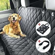 dog hammock for car dog car hammock back seat cover waterproof