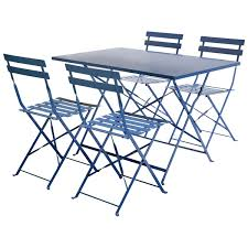 charles bentley 4 seater rectangular folding dining set charles