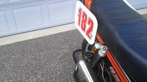 1982 honda cb 750f hindle stainless superbike exhaust youtube