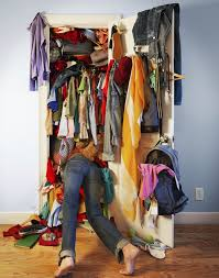 cleaning closet cleaning out your metaphorical closet