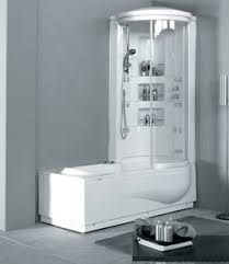 corner bathtub shower combination all architecture and design