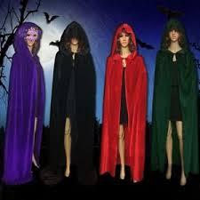 uk cloak hooded medieval renaissance halloween costume cape