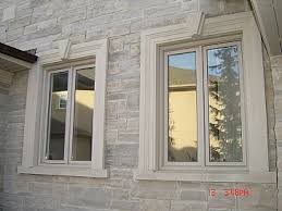 New Model House Windows Designs Sills Around Exterior Windo Home Exteriors Pinterest
