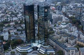 deuts che bank germany s business chiefs back deutsche bank amid mounting woes