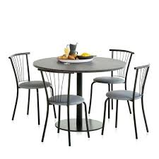 table cuisine ronde pied central table de jardin avec pied central table de cuisine ronde en stratifi